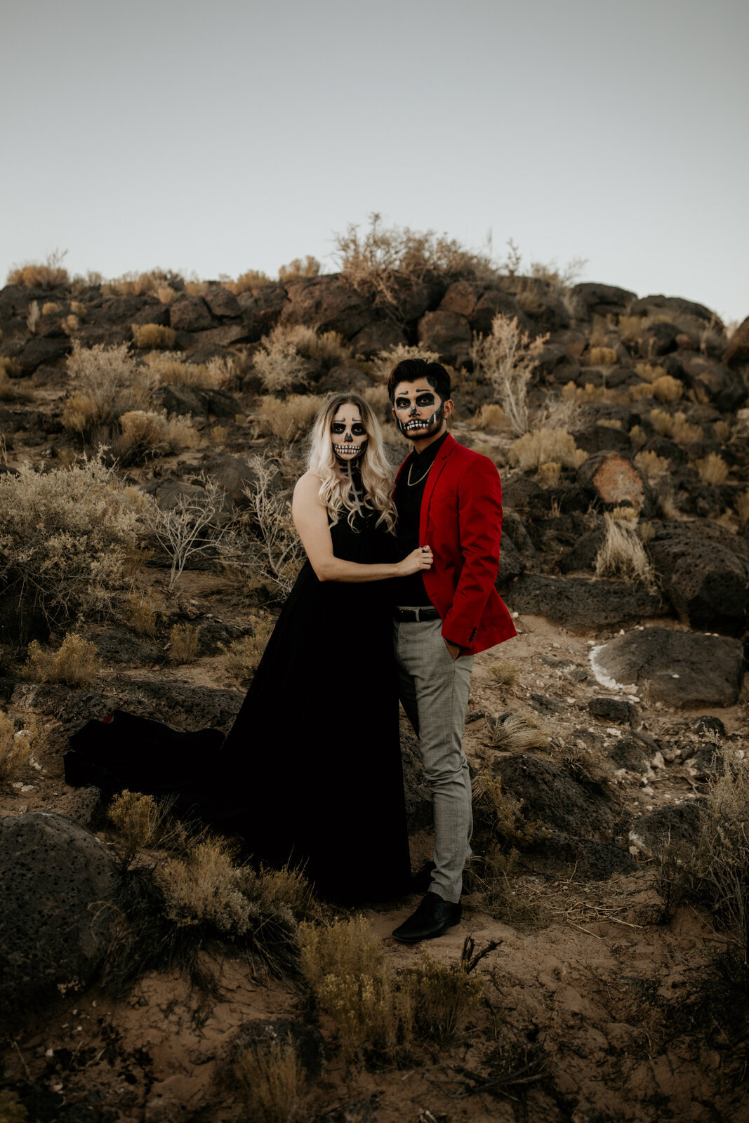Halloween-Couples-Shoot-with-Spooky-Makeup-2
