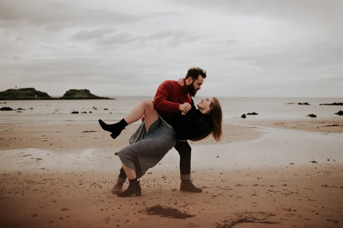 Brizzy-Rose-and-Emma-North-Berwick-Scotland-Couples-Session-8