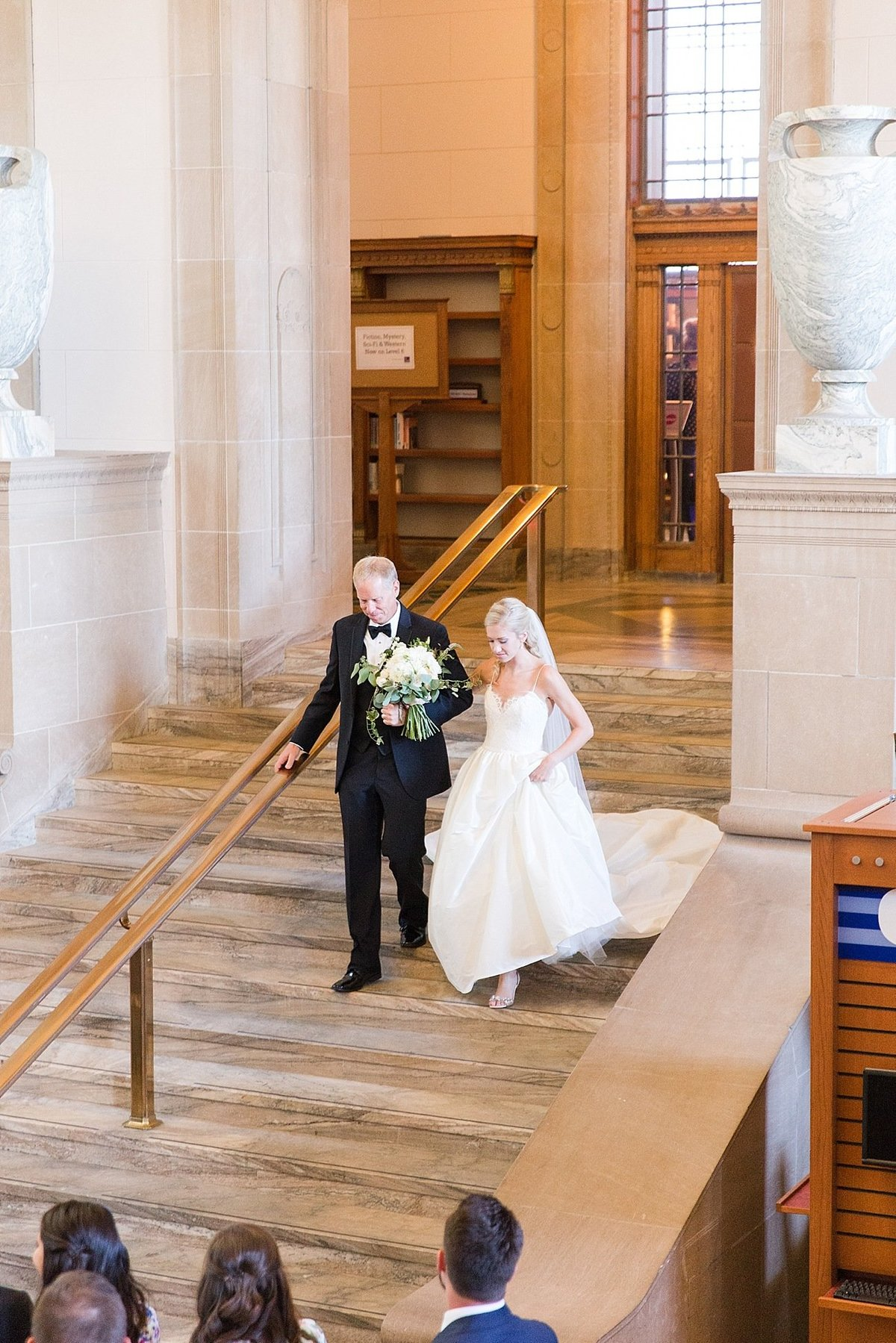 Indianapolis Central Library Wedding_0016