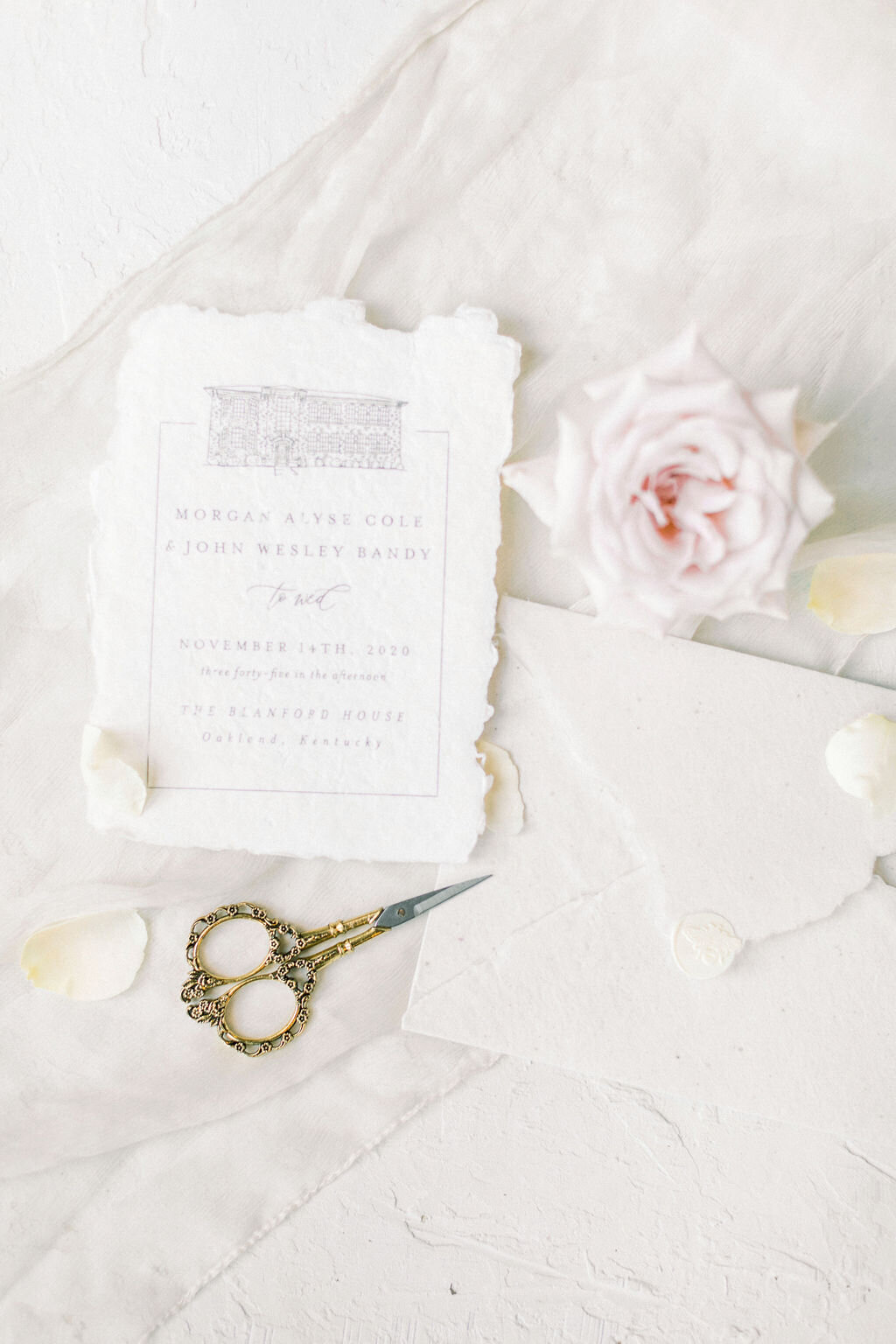 Fine Art Wedding Day Photography by Paige Michelle Photography