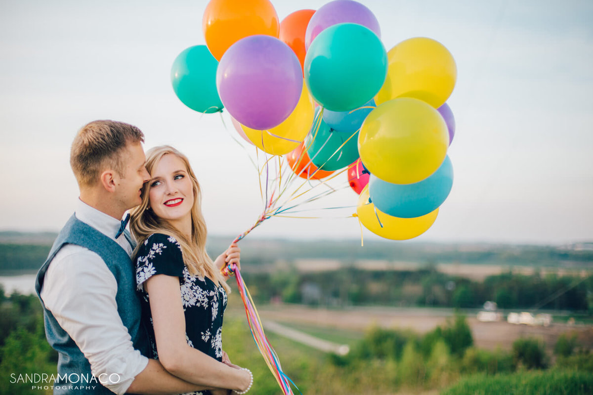 up-themed-engagement-shoot