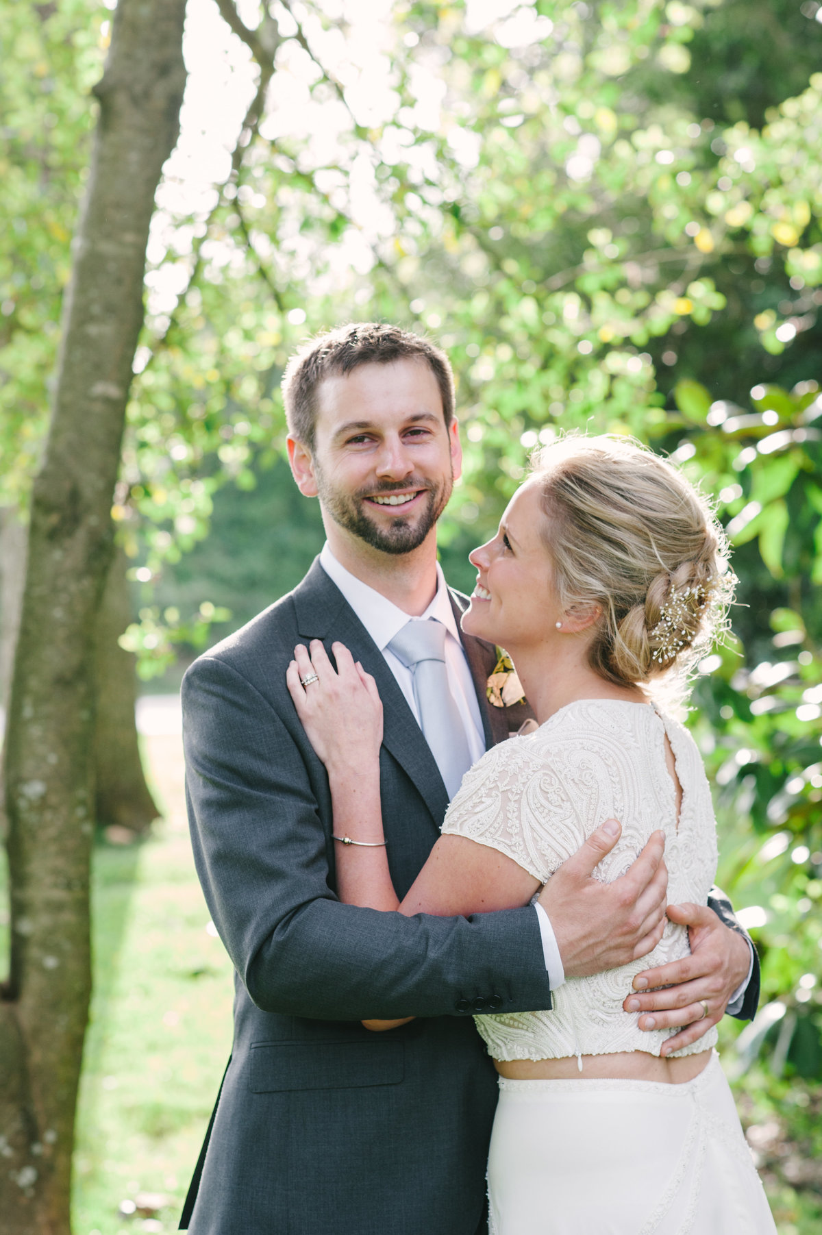 Spring Southern Wedding Portraits