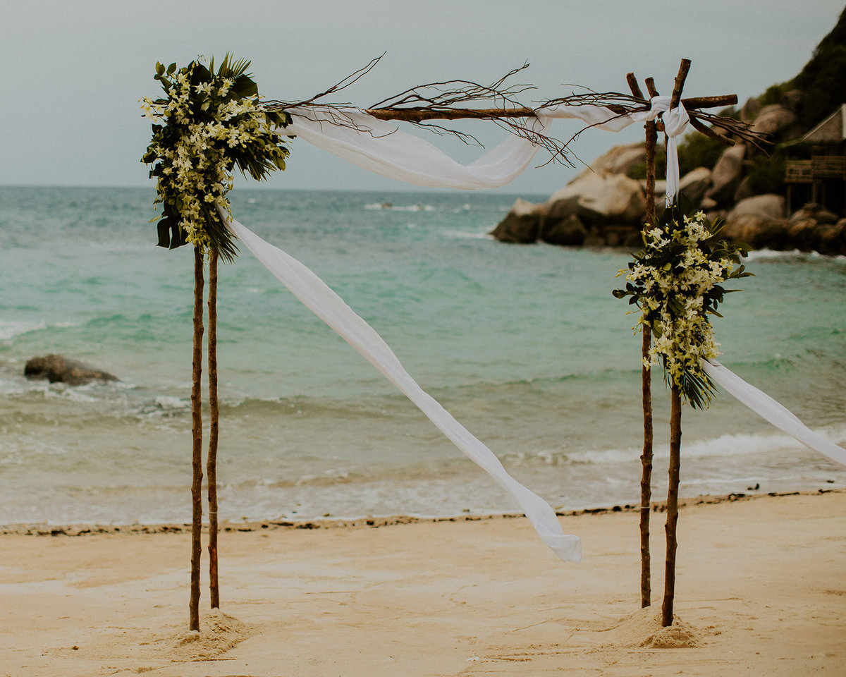 Koh Tao Elopement Wedding (4)
