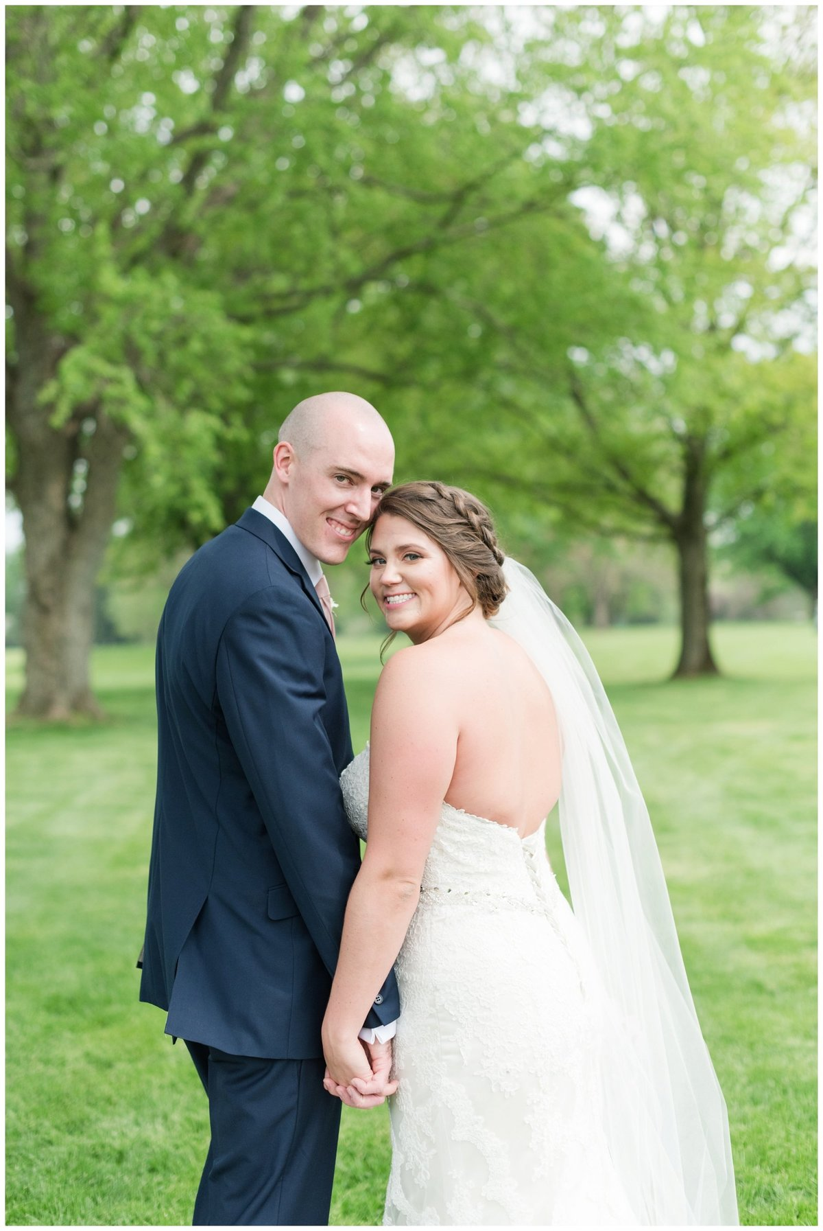 columbus ohio wedding photos brookside golf and country club outdoor wedding_0052