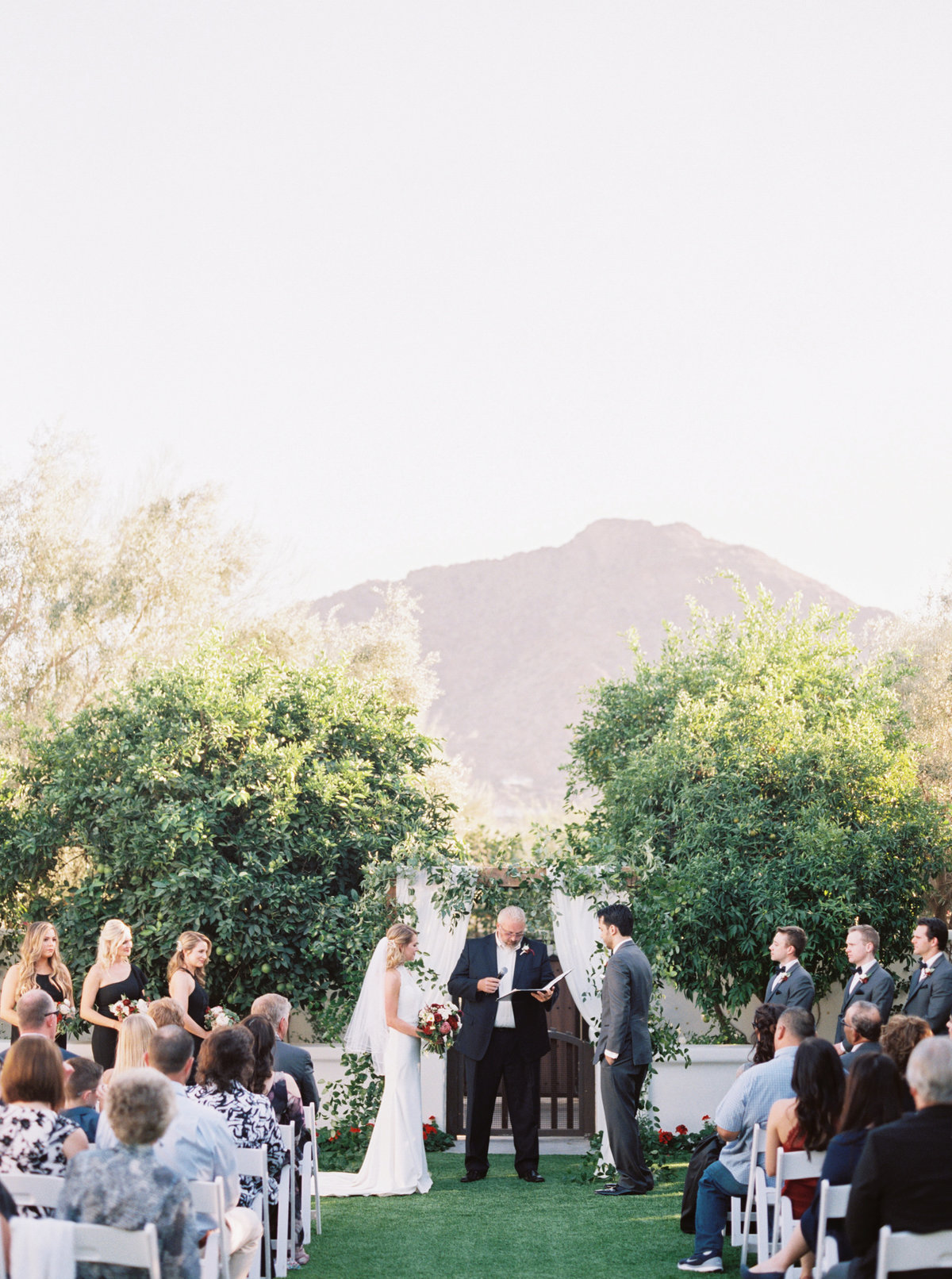 El Chorro Scottsdale Wedding - Mary Claire Photography-45