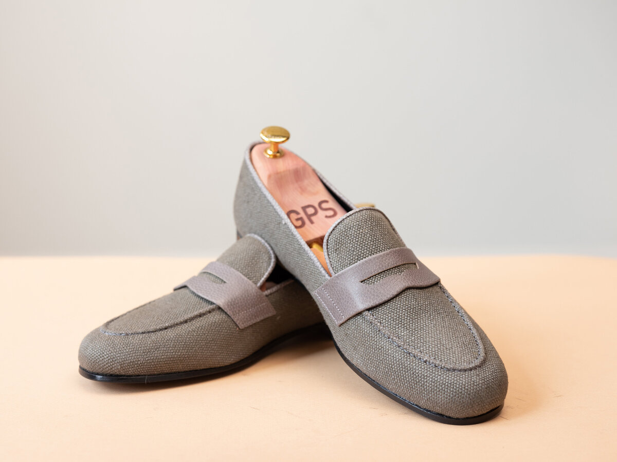 gps-linen-loafer-grey-full-grain-leather-trim
