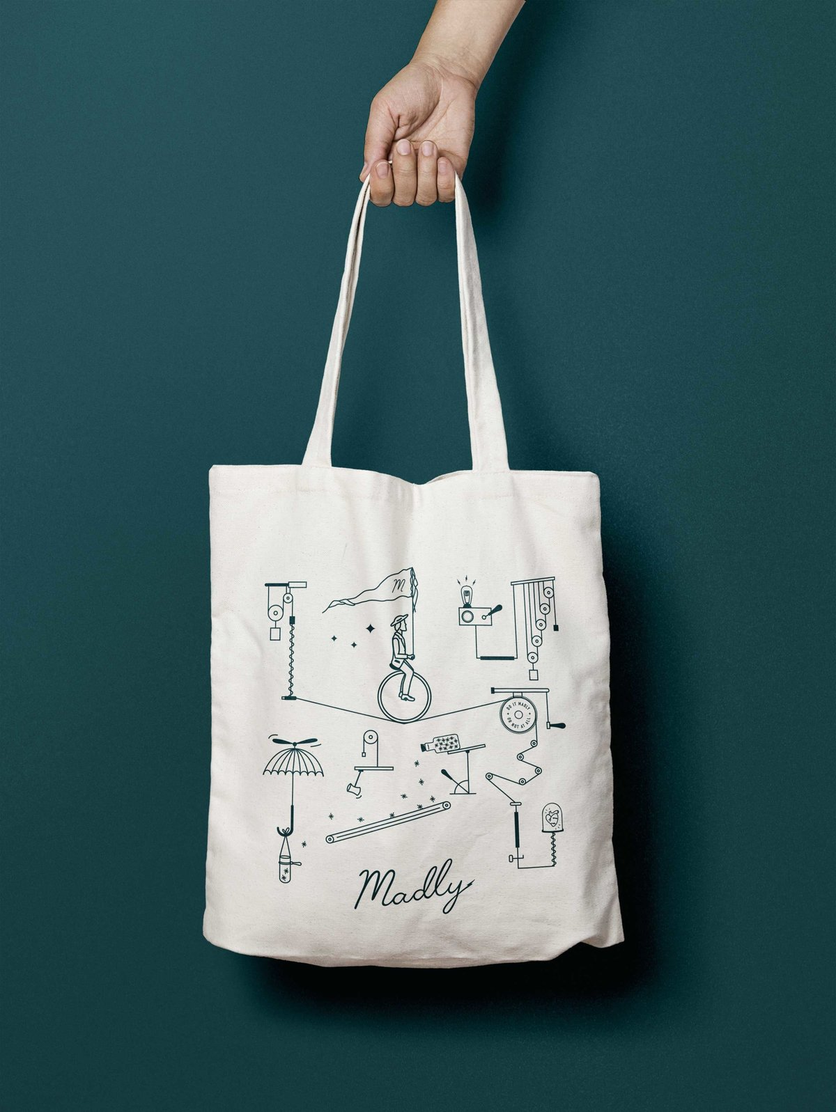 Canvas-Tote-Bag-MockUp-teal-background