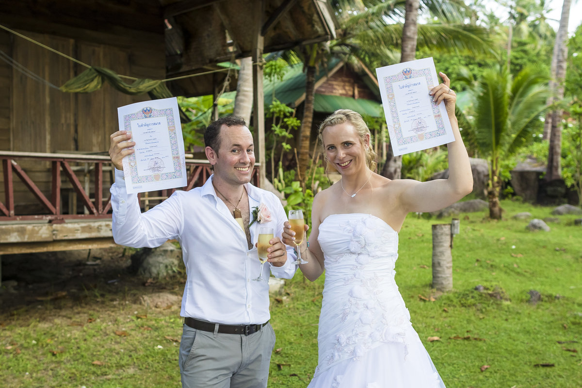 Koh Tao Wedding Thailand  | Forever Lovestruck | M&N_12