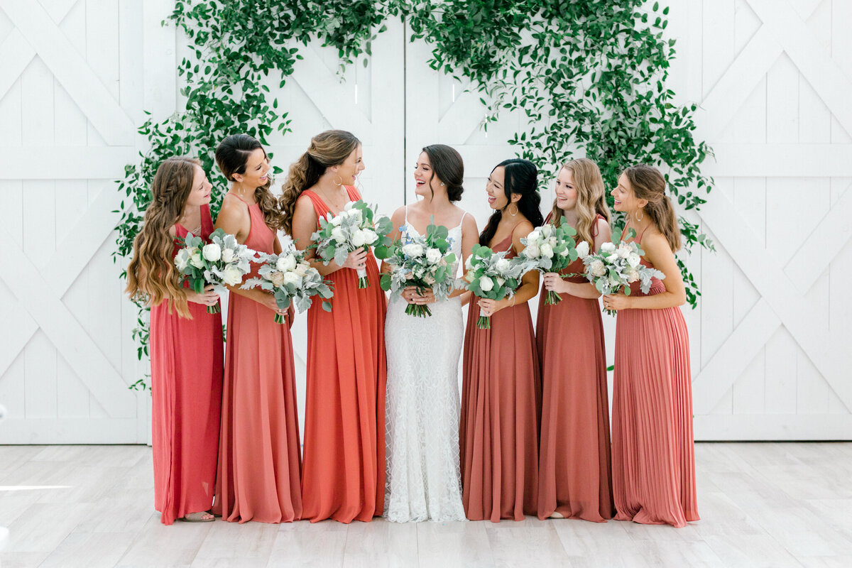Anna & Billy's Wedding at The Nest at Ruth Farms | Dallas Wedding Photographer | Sami Kathryn Photography-138