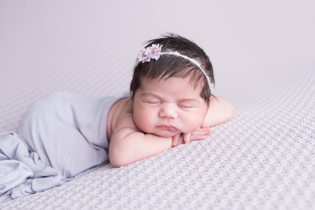 Hanover Pennsylvania Newborn Photography
