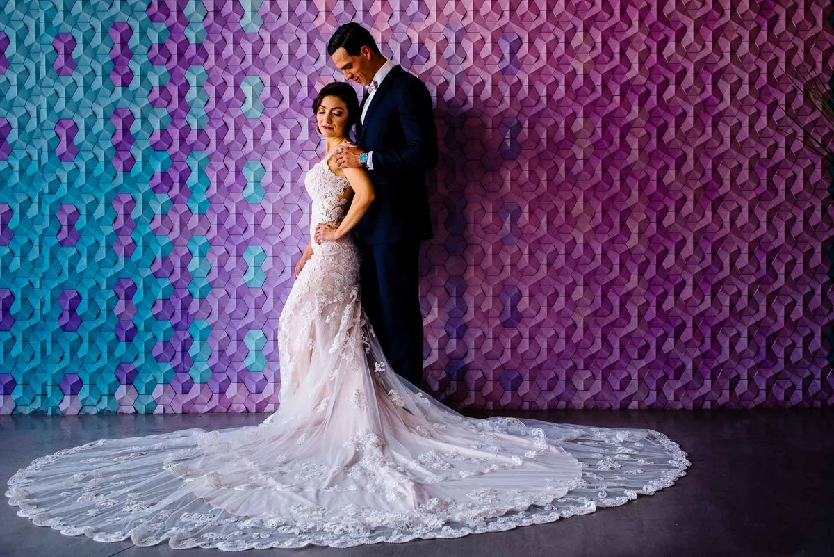 wedding at indigo hotel in el paso by stephane lemaire photography