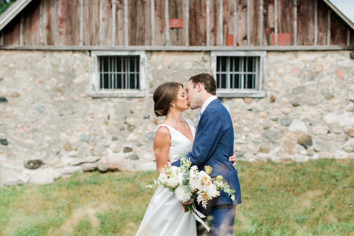 Lake Leelanau wedding florist