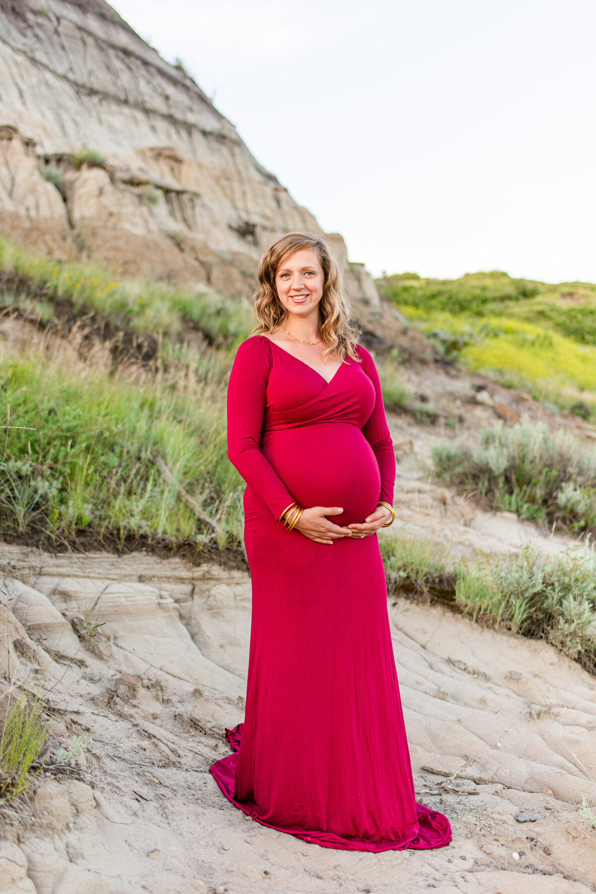 Becky & Anthony - Maternity (125)