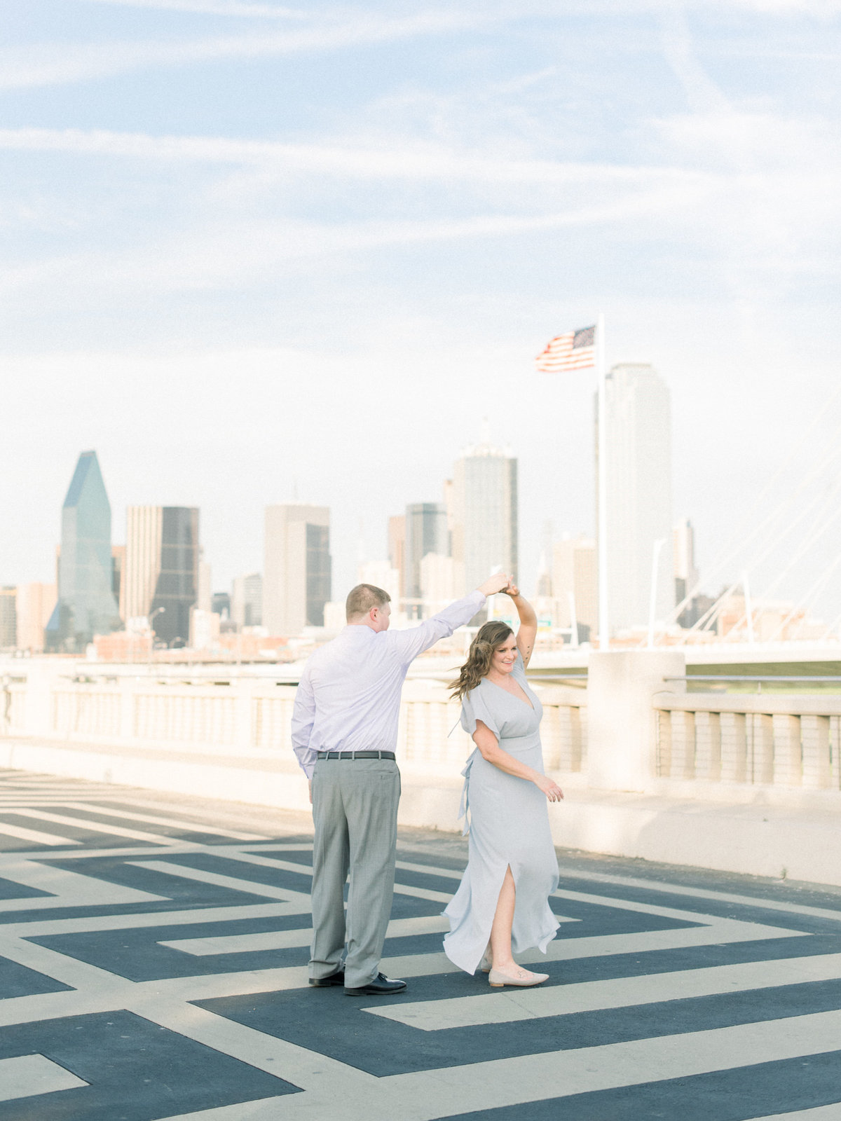 Courtney Hanson Photography - Downtown Dallas Engagement Session-7332
