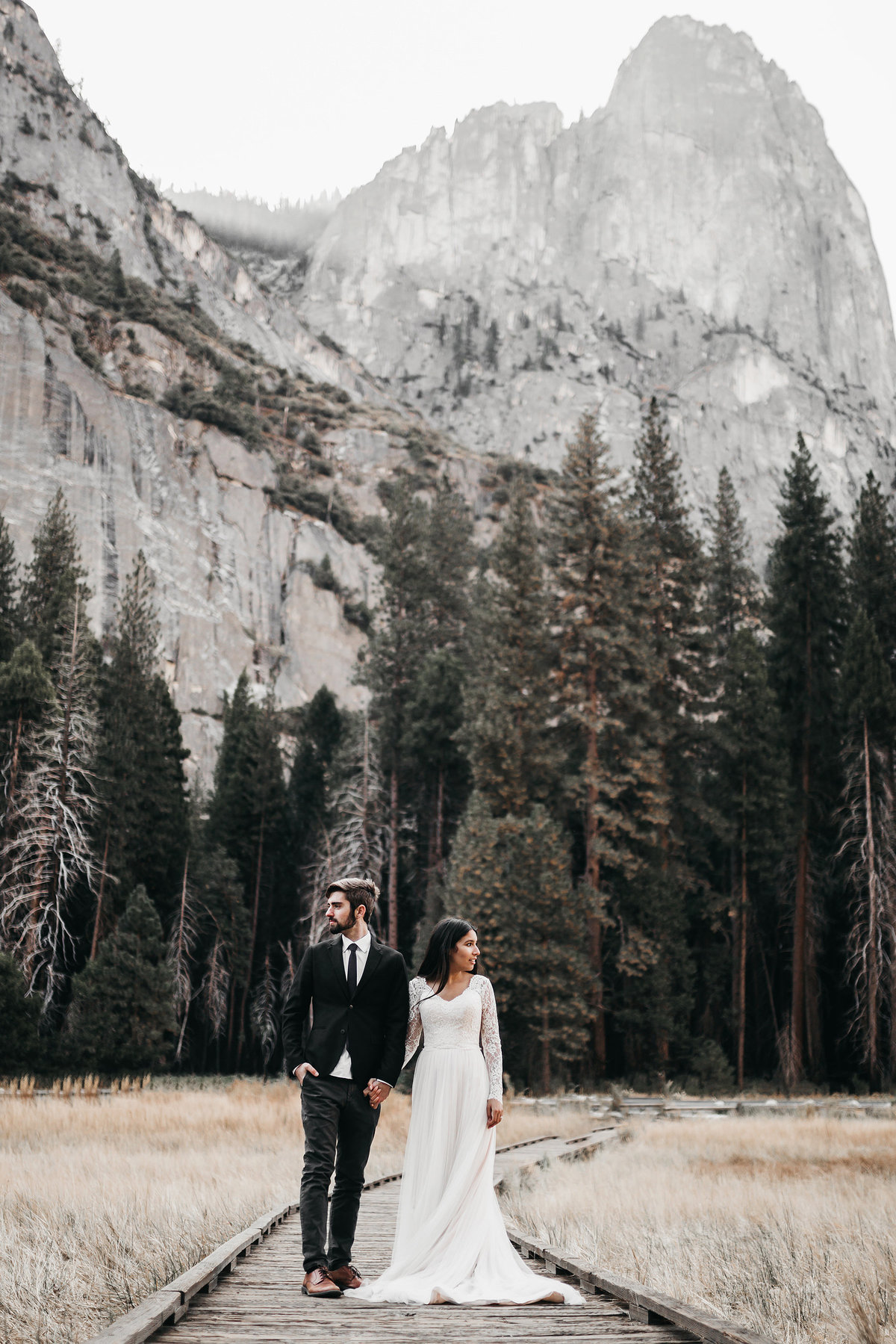 athena-and-camron-how-to-elope-in-yosemite-wedding-wooden-walkways-amy-kyle-2