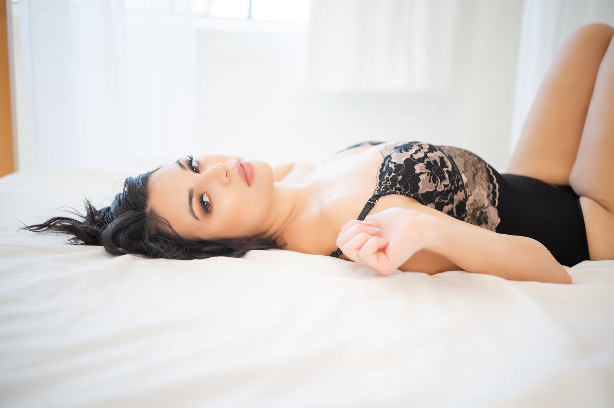 Boudoir Photographer Denton
