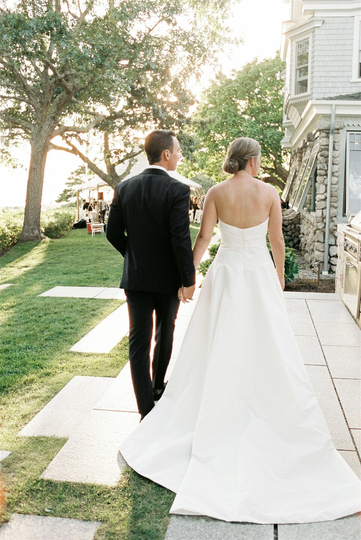 Cape Cod Tented Wedding for Tory and Ugo49