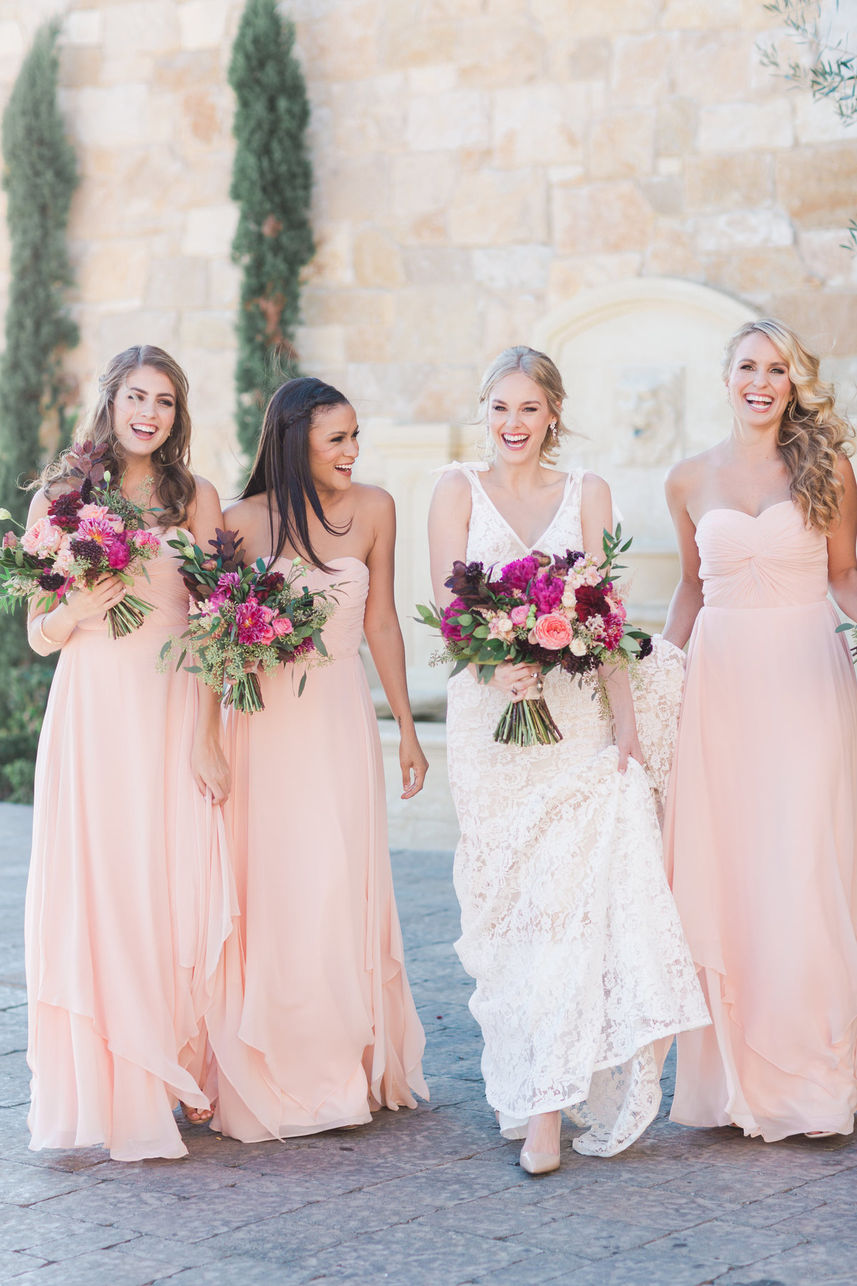 Malibu Rocky Oaks Wedding_Valorie Darling Photography_Bridesmaids