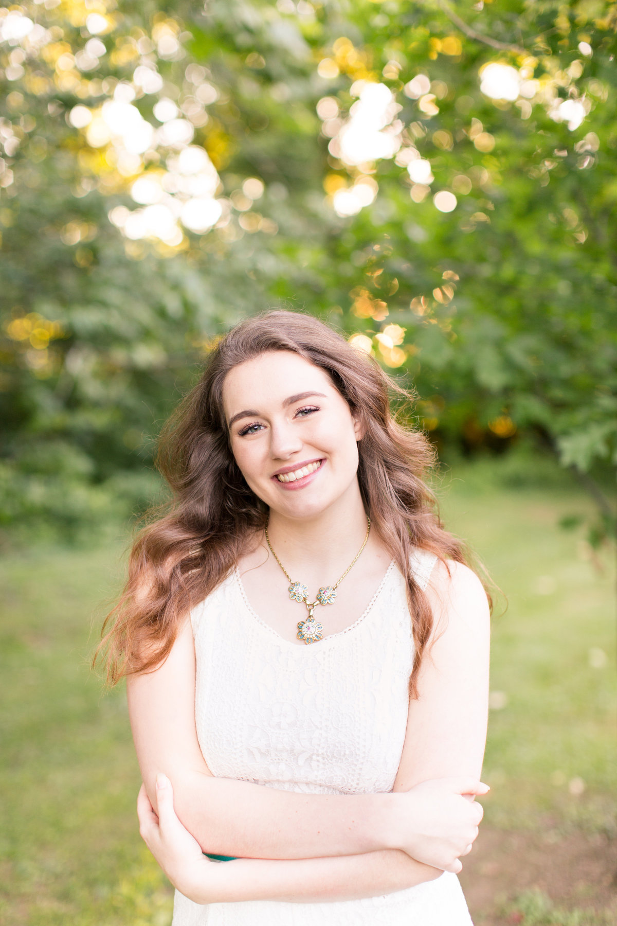Stafford, Virginia Senior portraits by Marie Hamilton Photography