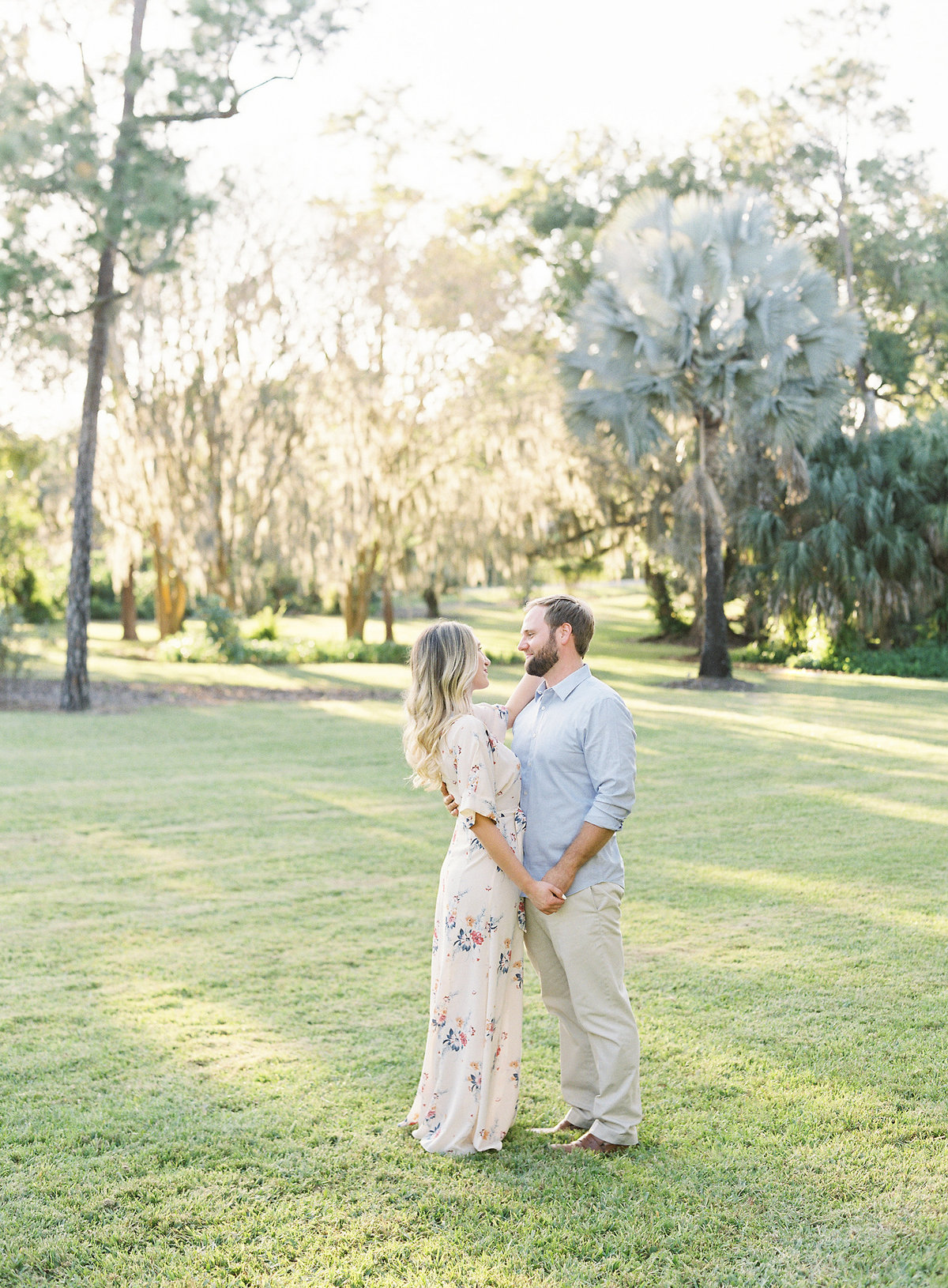 Bok_Tower_Garden_Film_Fine_Art_Engagement_Session-34