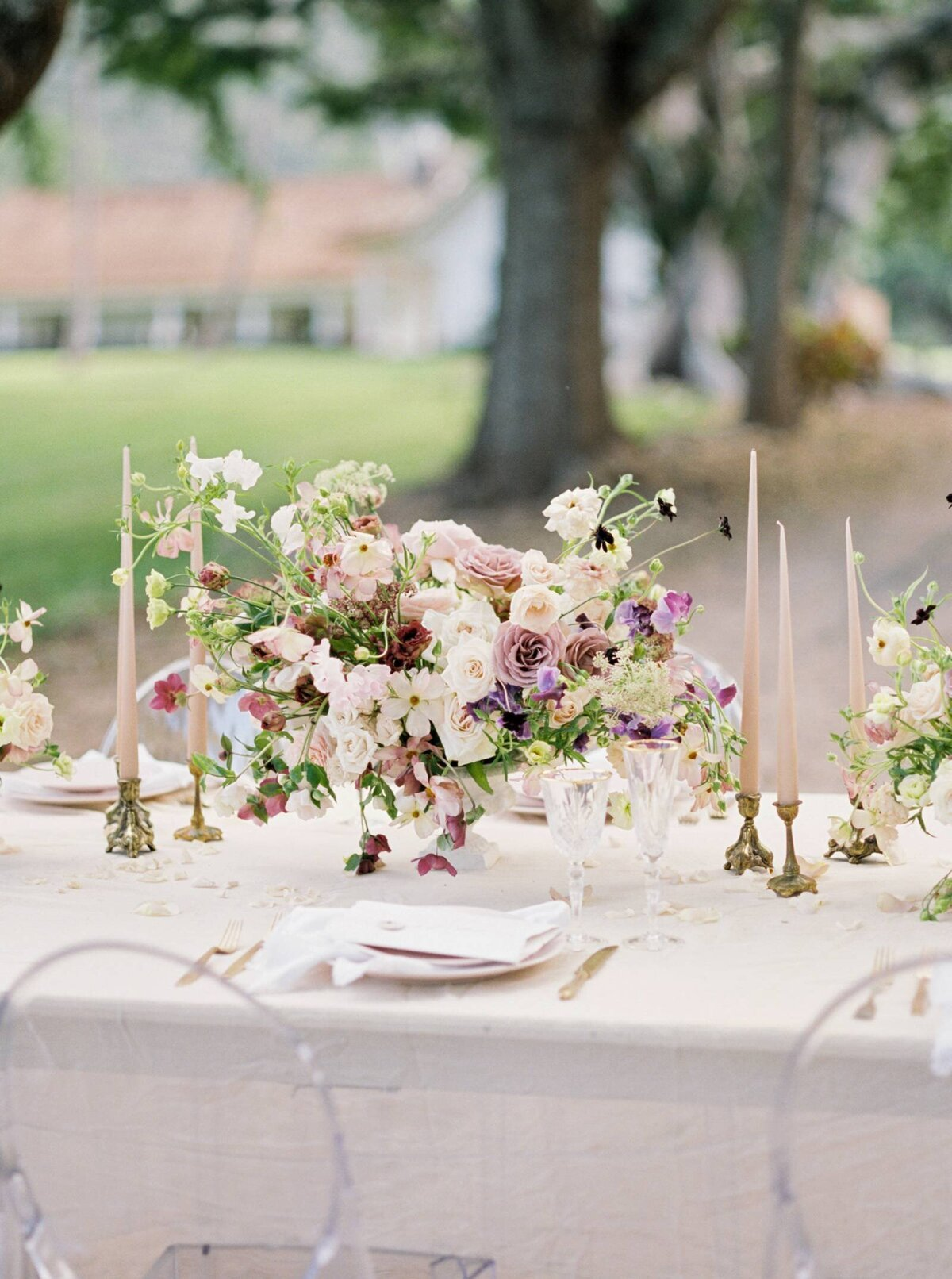 Table-centerpiece-dillingham-ranch-wedding