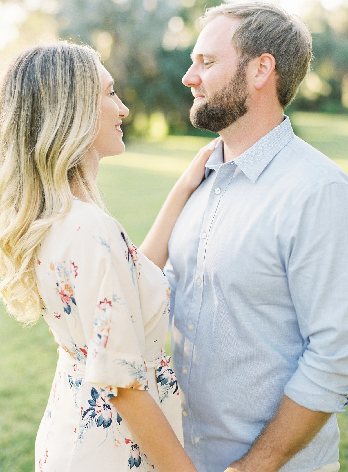 Bok_Tower_Garden_Film_Fine_Art_Engagement_Session-36