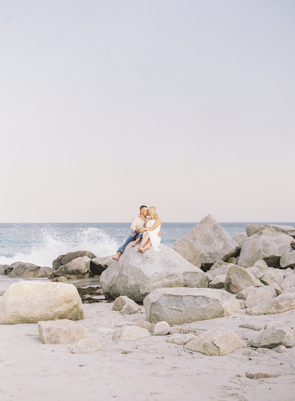 Jacqueline Anne Photography  - Hailey and Shea - Crystal Crescent Beach Engagement-123