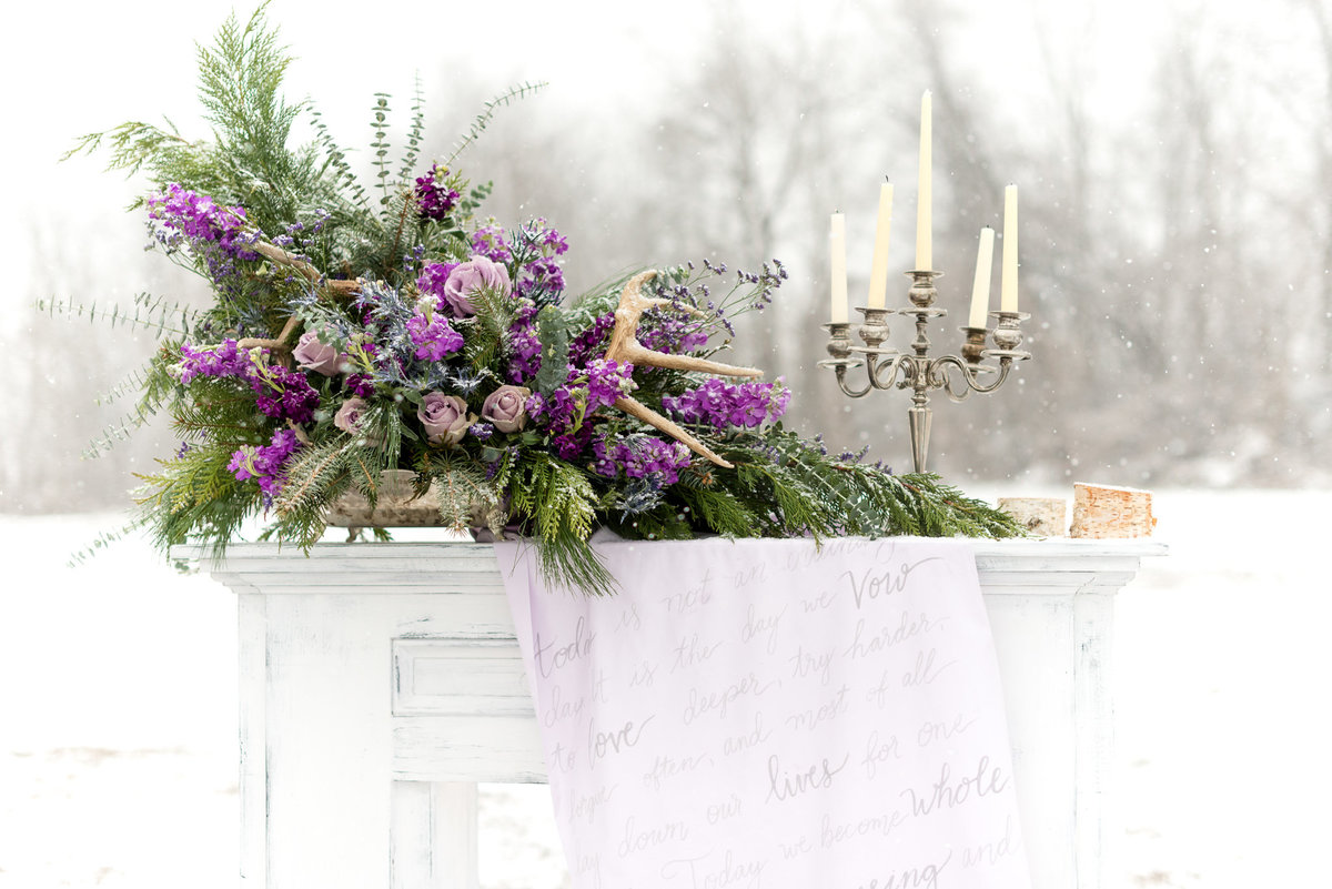 Tiffanys Bridal Purple Winter Styled Shoot-180