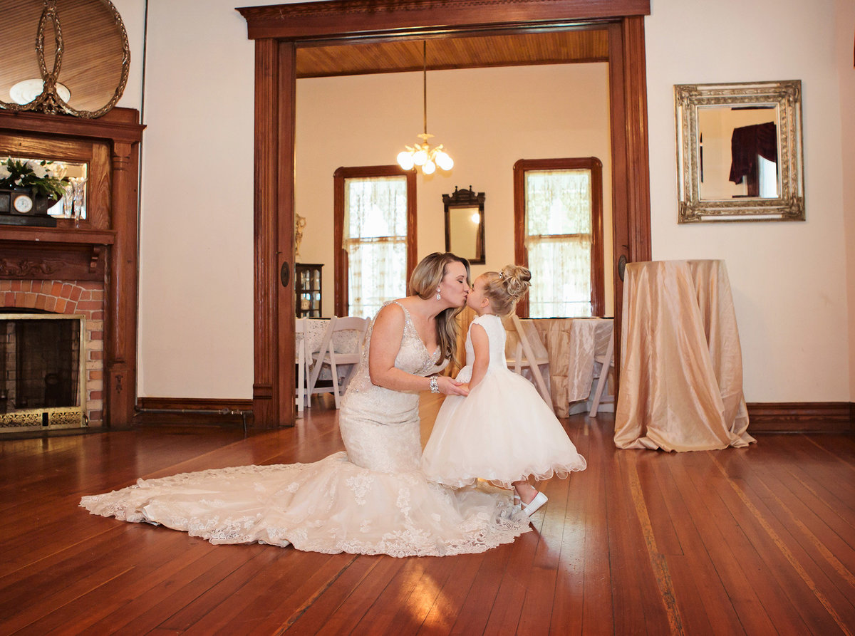 Blythewood-Plantation-Bride-and-Flower-Girl