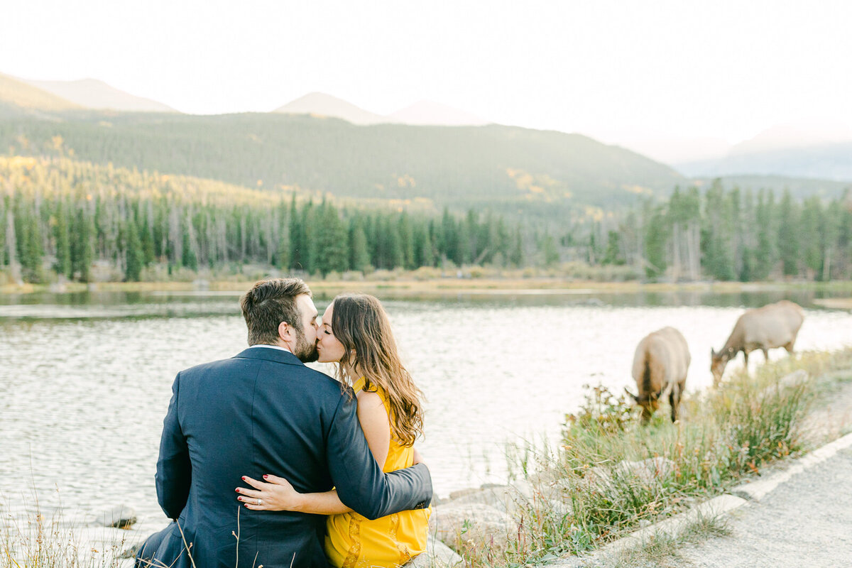 Leidy and Josh Photography | Rocky Mountain Colorado Engagement-38
