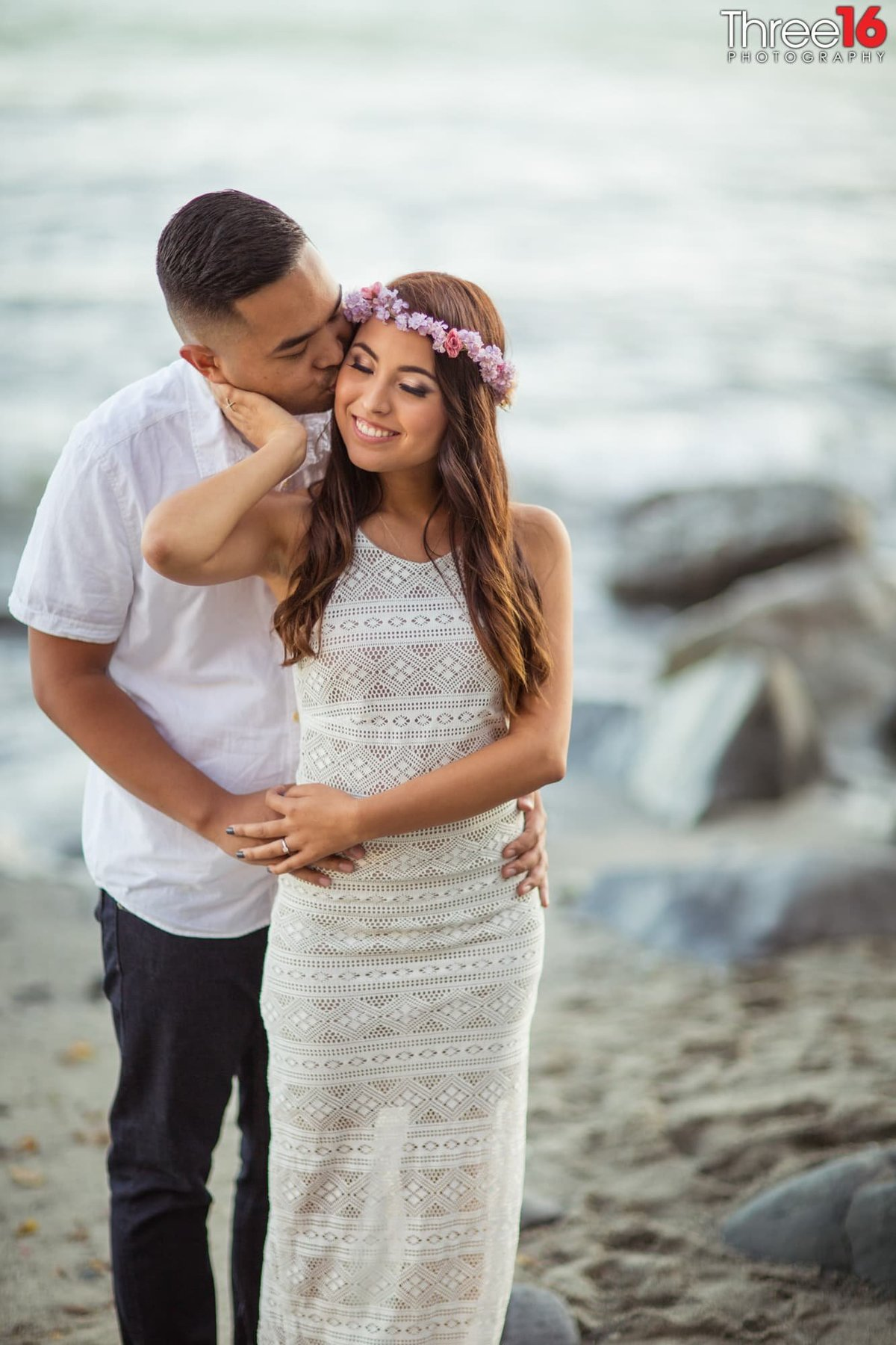 Doheny State Beach Engagement Photos Dana Point City