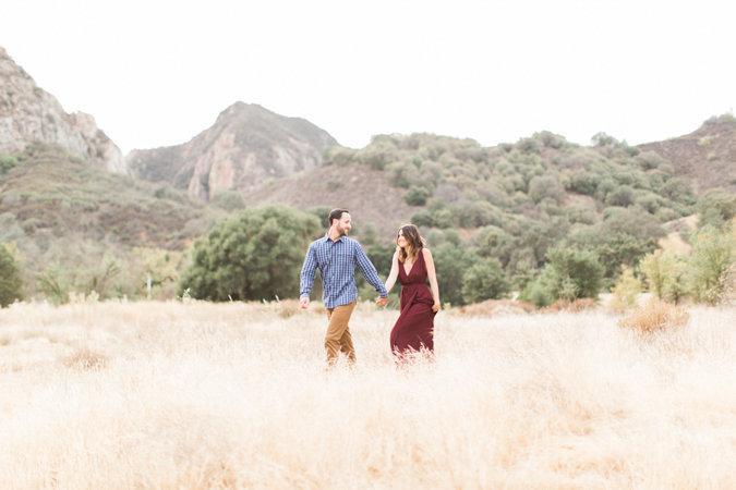 008_Katie & Eric Engagement_Malibu California_The Ponces Photography
