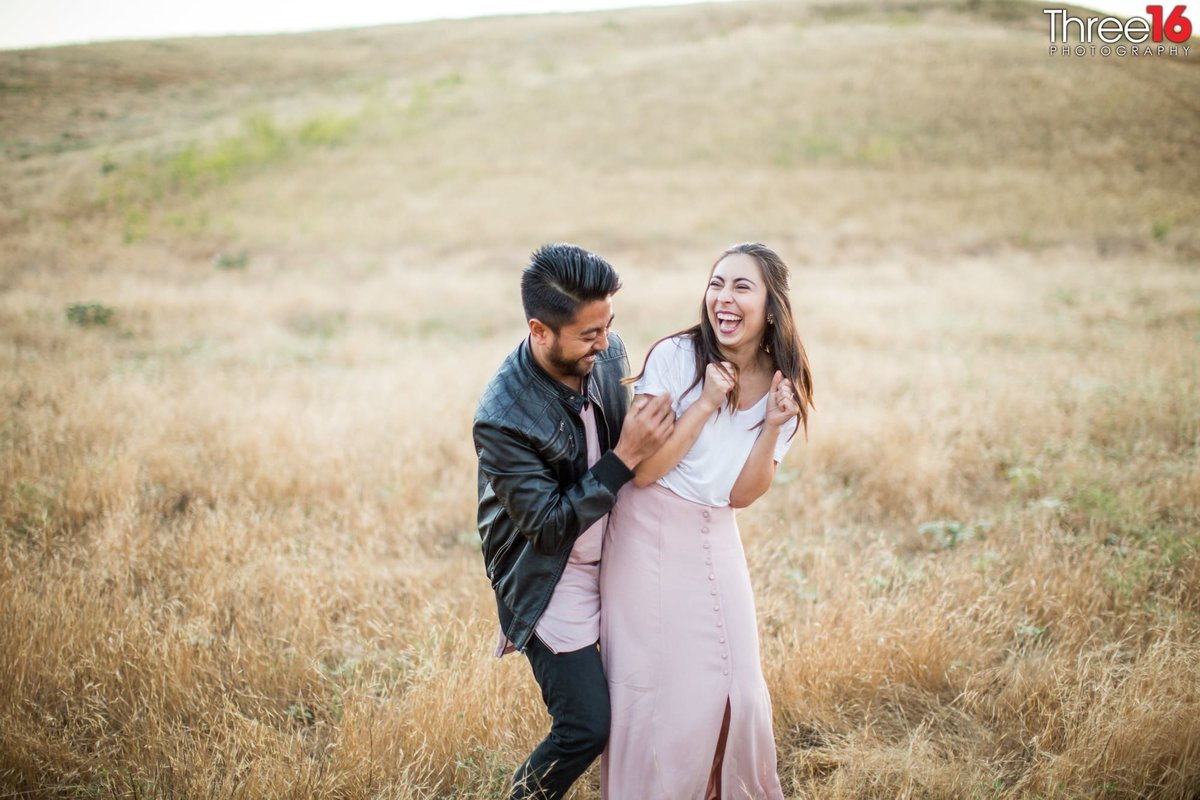 Thomas F. Riley WIlderness Park Engagement Trabuco Canyon Orange County Weddings