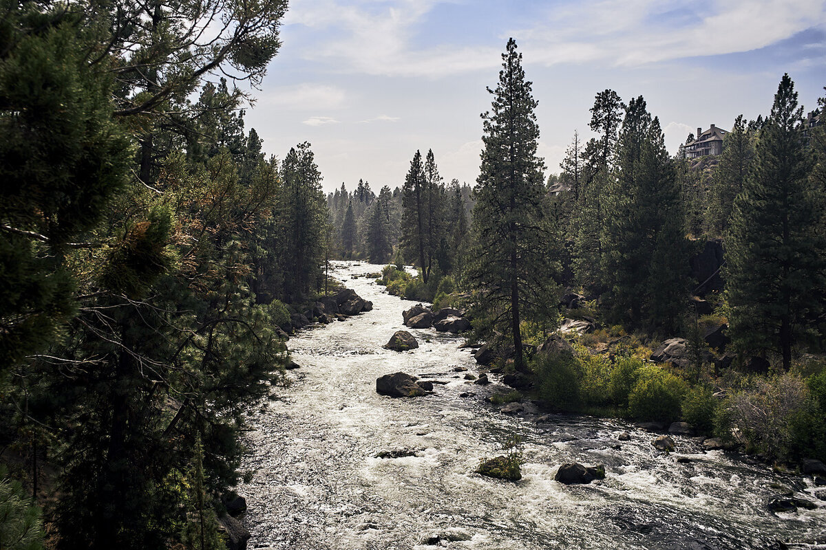 Bend River