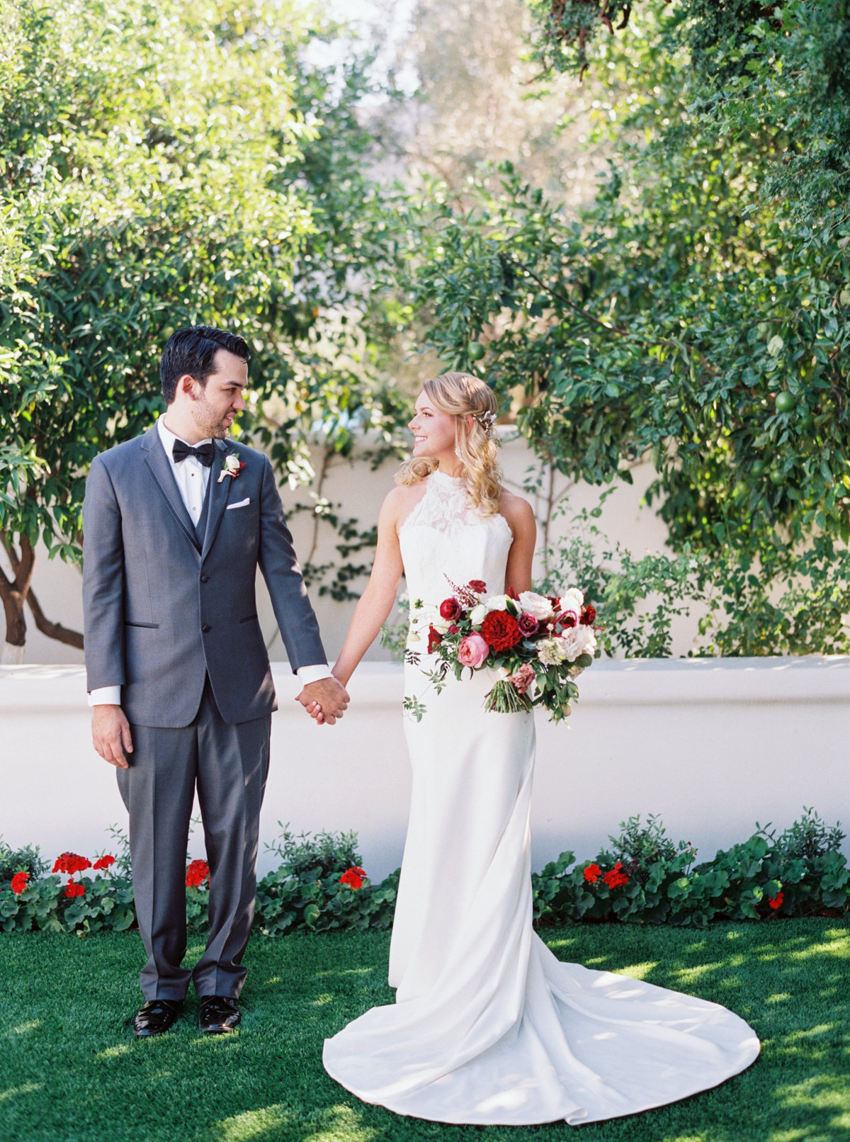 El Chorro Scottsdale Wedding - Mary Claire Photography-12