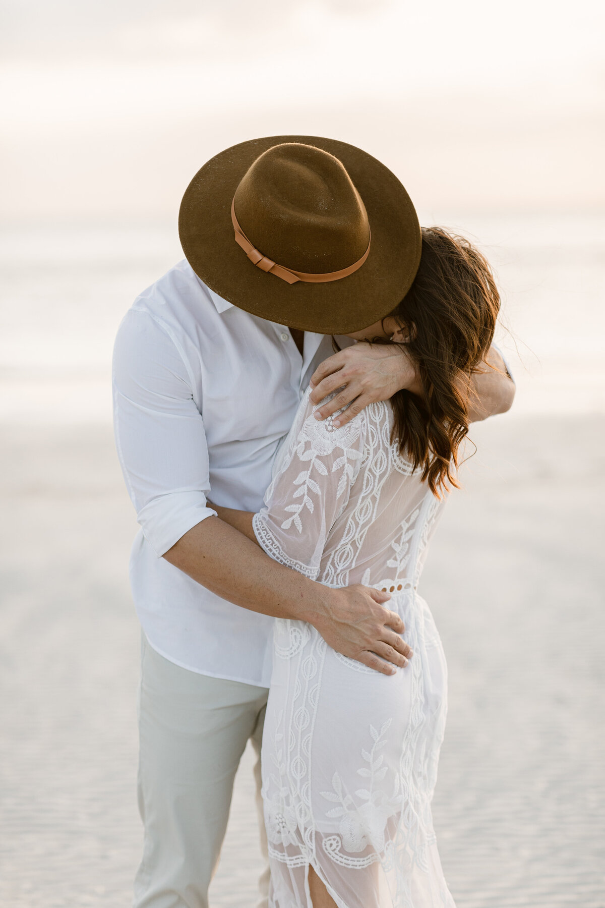 Beach Elopement in Saint Petersburg, Florida 31