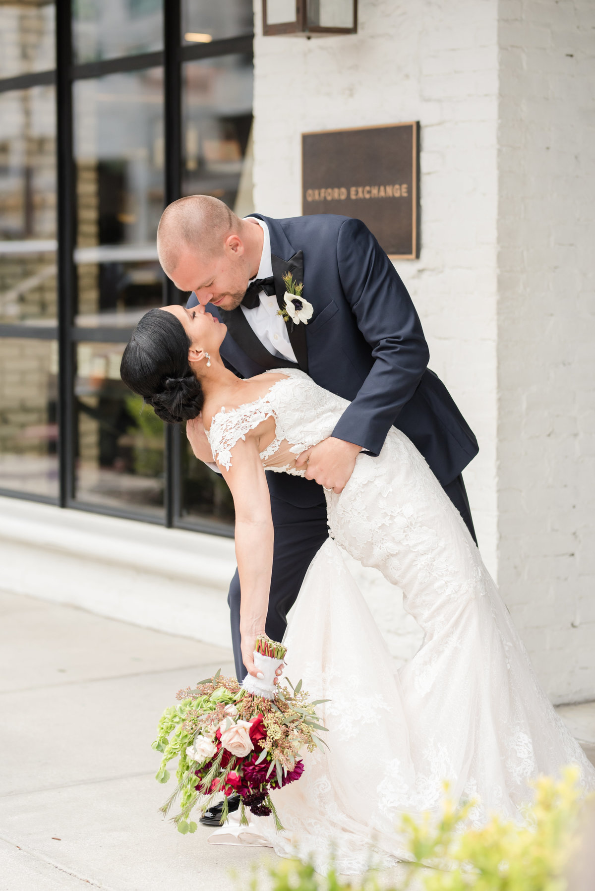 Tampa wedding at the Oxford Exchange 43