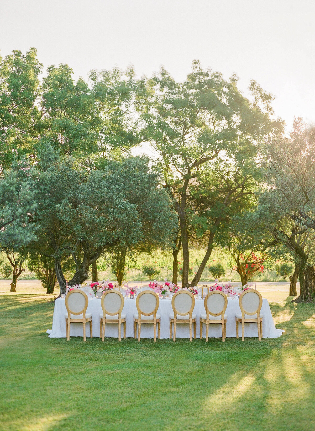 Intimate Wedding in Provence | Jennifer Fox Weddings