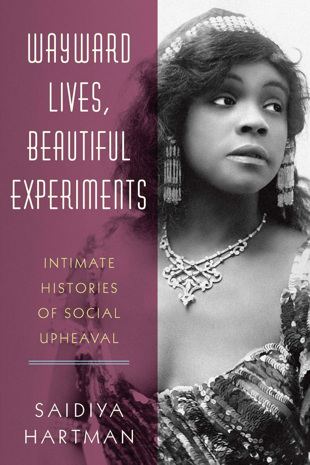 Wayward Lives, Beautiful Experiments_ Intimate Histories of Social Upheaval_ Hartman, Saidiya_ 9780393285673_ Amazon_com_ Books