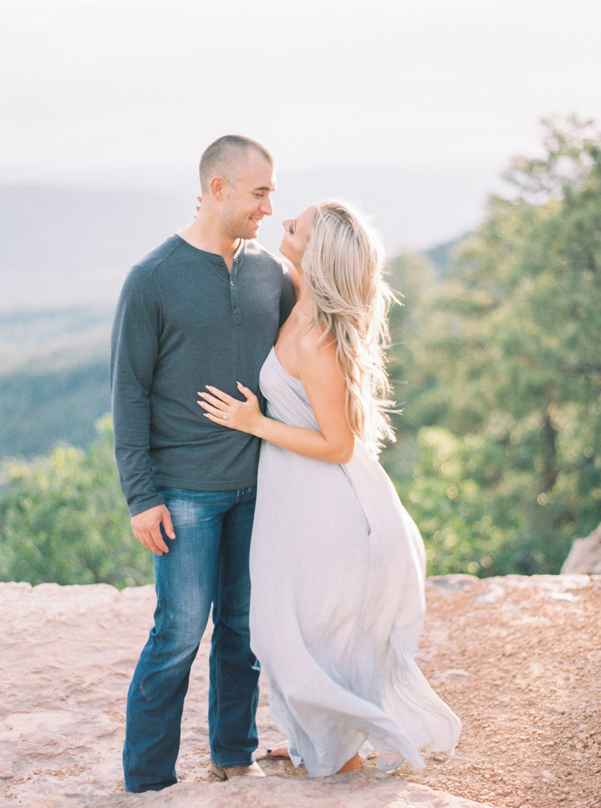 Arizona Engagement Session - Mary Claire Photography-5