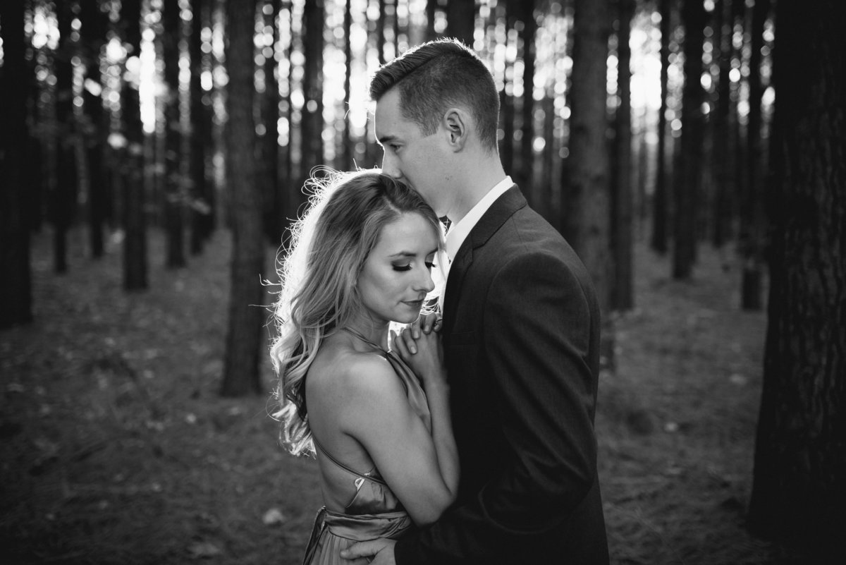 Themed Charlotte engagement Photos 62