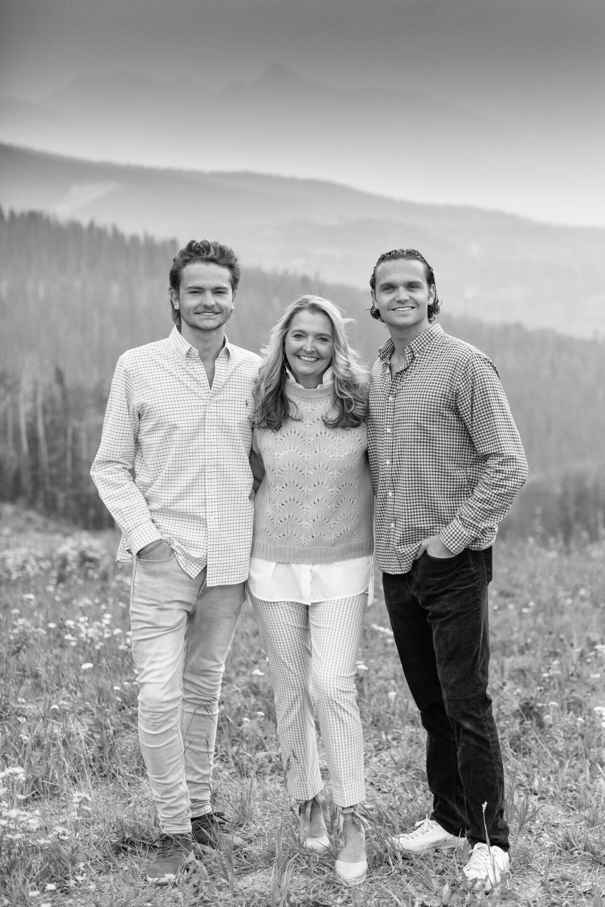 Telluride family pictures
