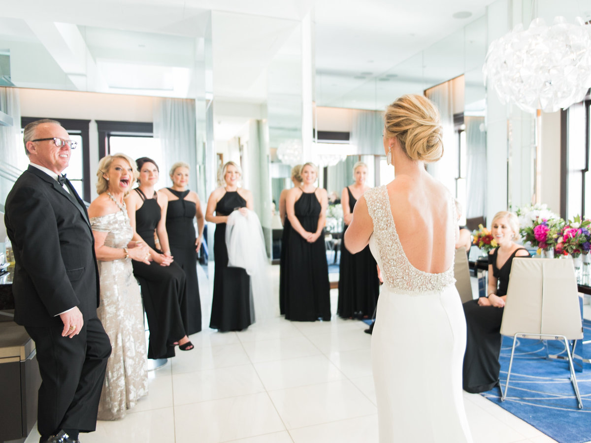 Courtney Hanson Photography - Modern wedding at The Joule-2348