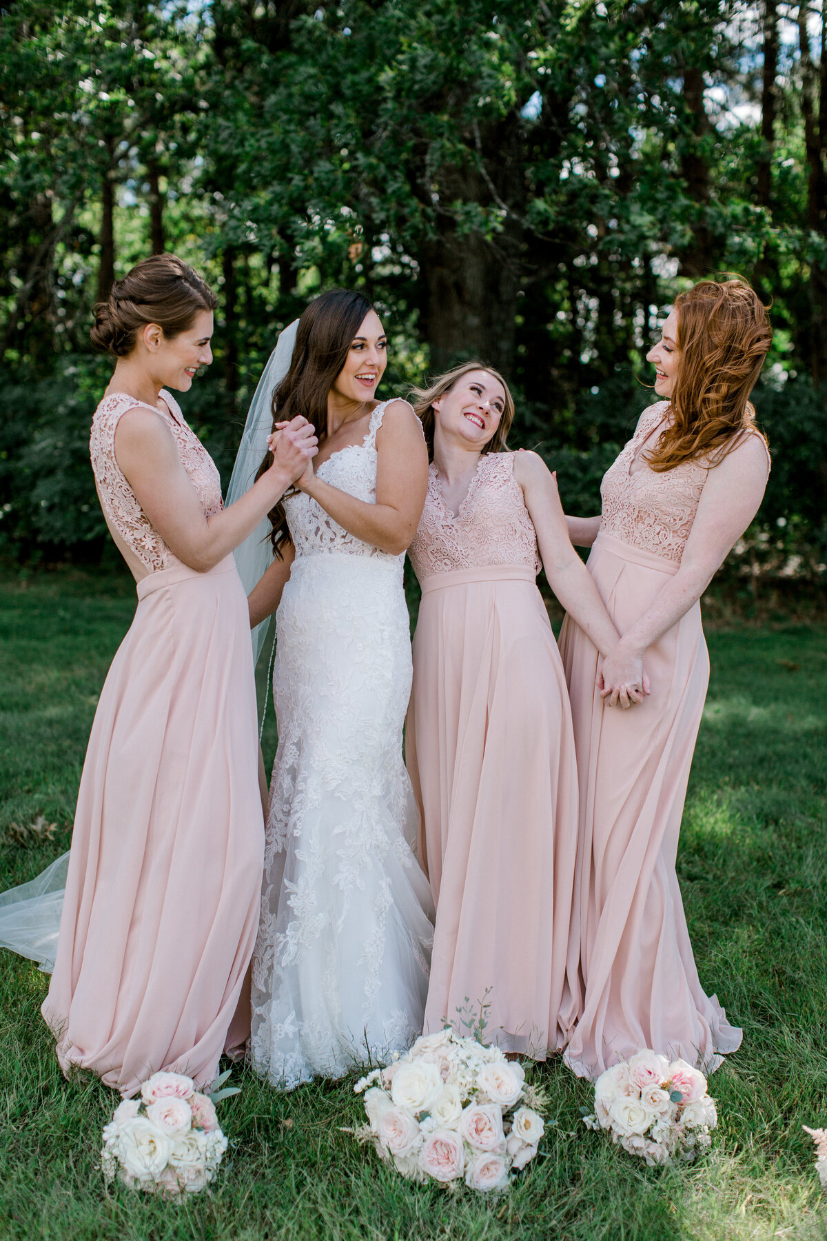 Lauren Baker Photography Minneapolis St Paul Twin Cities Wedding Senior Photographer bridesmaids 8
