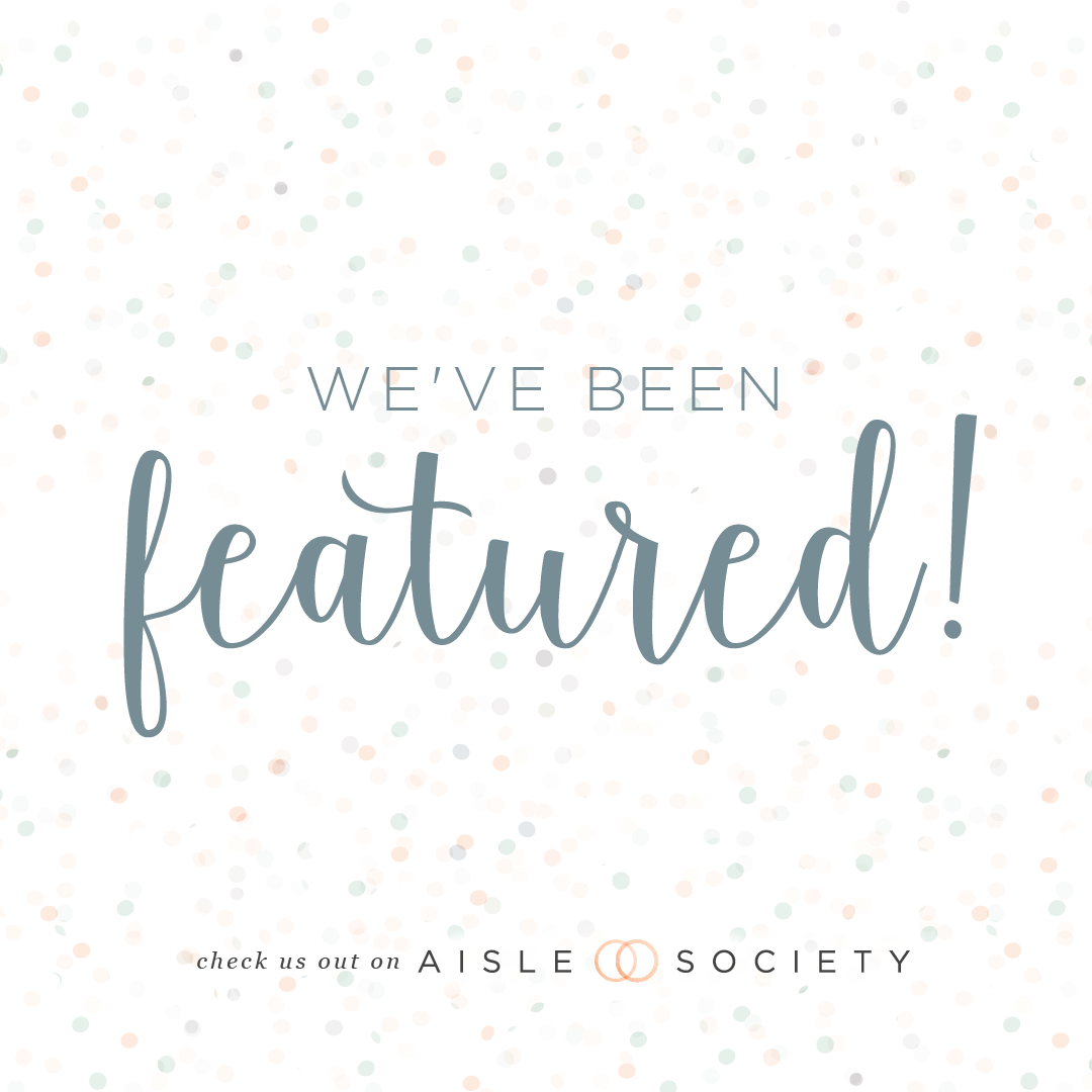 featured-on-aisle-society badge
