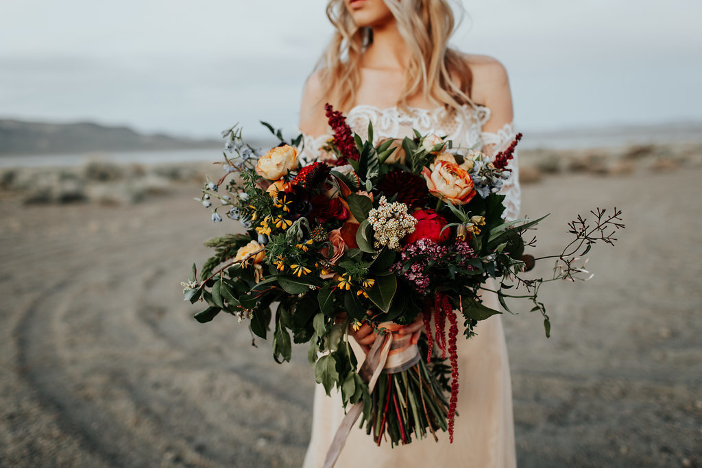 Adventurous Tahoe Wedding