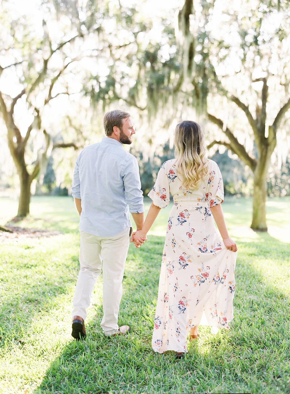 Bok_Tower_Garden_Film_Fine_Art_Engagement_Session-12