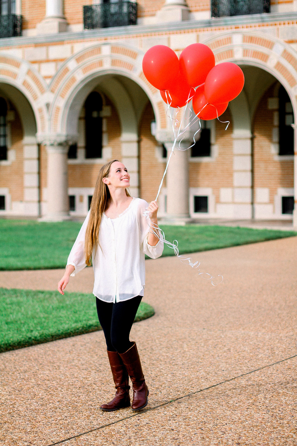 Rice University Senior Photos