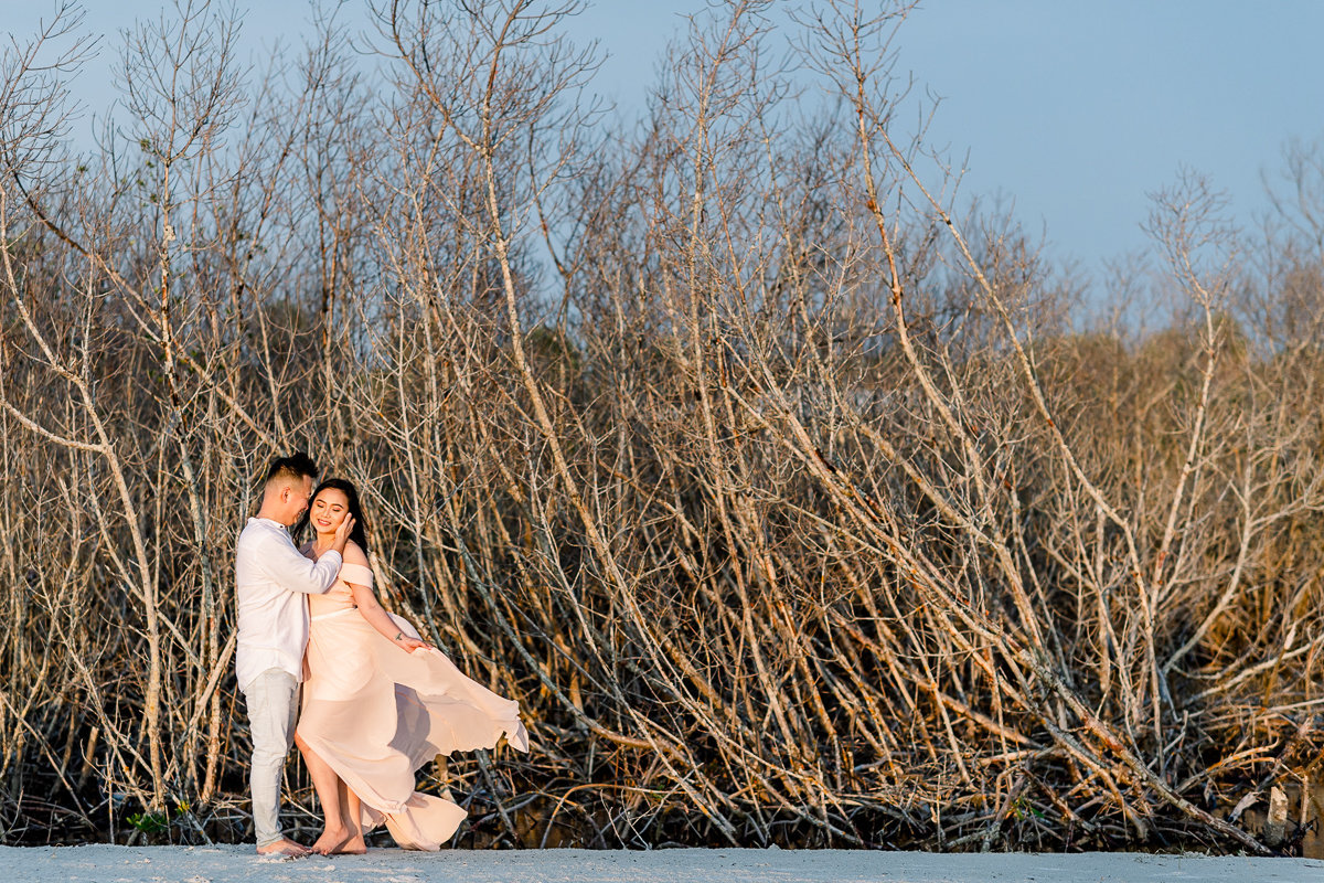 Tampa Wedding Photographer | Tampa Engagement | Ft De Soto Engagement-2