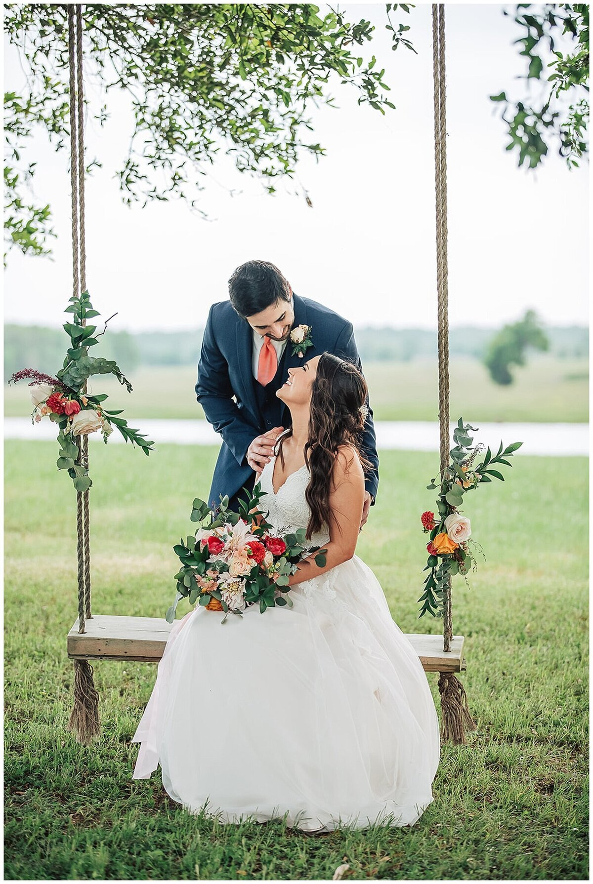 Vibrant Boho Wedding at Emery's Buffalo Creek - Houston Wedding Venue_0051